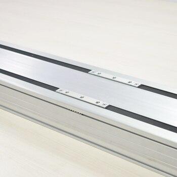 RXS-150 Ball Schraube 200mm CNC Linear Modul Kugelumlaufspindel Rutsche Tisch Antrieb Führer Schiene Bewegung Bühne Motorisierte Robotic Arm Kit