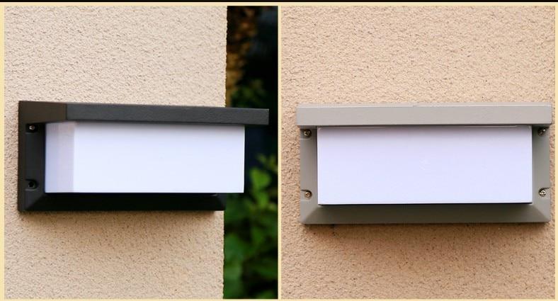 10W LED Waterproof Garden Light Outdoor Wall Lamp IP65 Surface wall Mounted Courtyard Led wall lights AC90-260V NB6 моторное масло motul garden 4t 10w 30 2 л