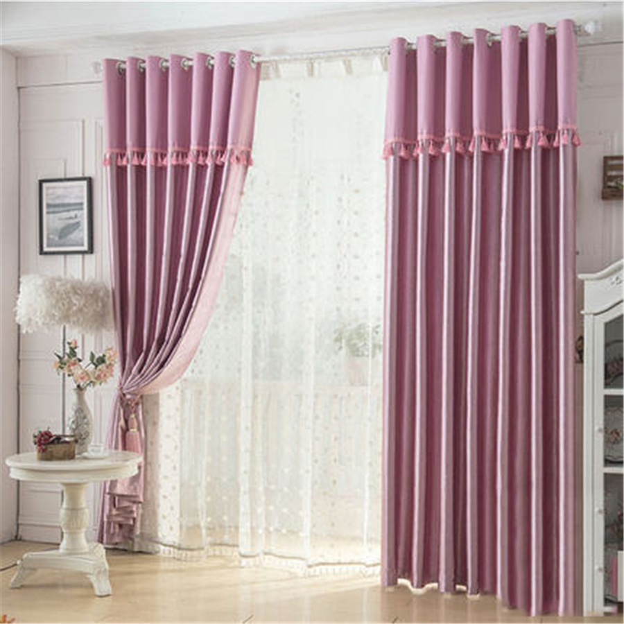 Kitchen Blackout Curtains For Living Room Housing Family Kids China ...
