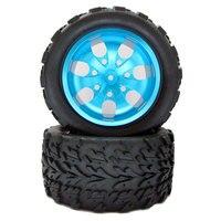 4Pcs 1 10 88016 Big Foot Tire Truck Tire For 94108 94111 94188 HPI Small F