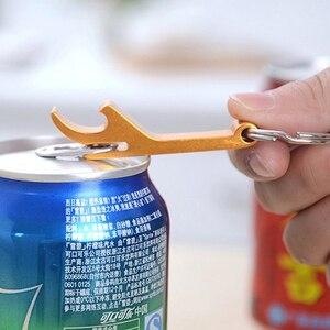 Image 5 - Keychain Apri di Bottiglia Utensili Da Cucina Barattolo di Alluminio Creativo Della Catena Chiave Apri di Nozze Grazie regalo Attività Forniture di logo personalizzato