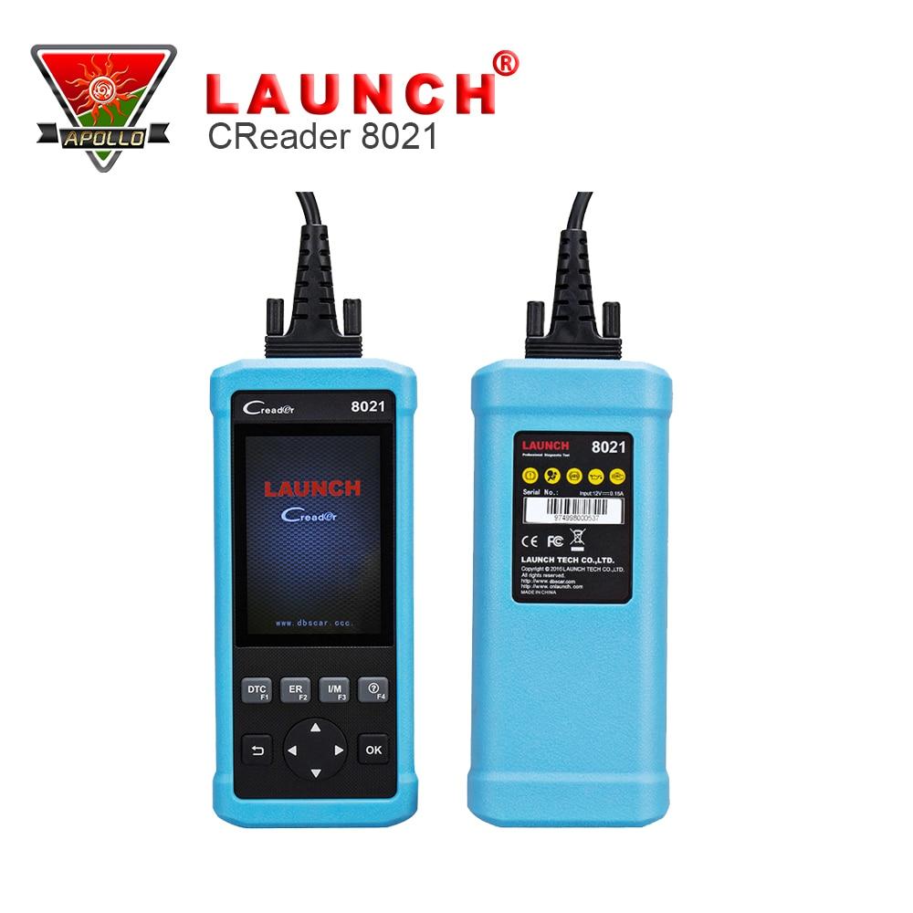 imágenes para Launch creader diy herramienta de diagnóstico launch creader 8021 herramienta de diagnóstico con abs/srs/epb/bms/aceite restablece la luz del servicio