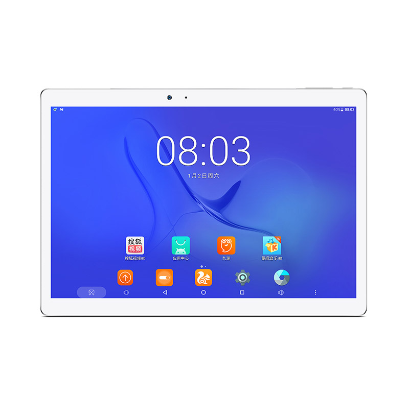Originale Teclast T10 Hexa-Core Tablet PC 10.1 ''IPS 2560*1600 Android 7.0 MT8176 2.1 GHz 4 GB LPDDR3 64 GB eMMC 8.0MP + 13.0 MP HDMI