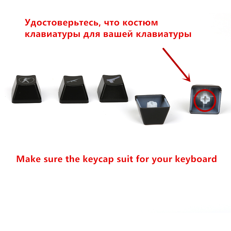 5-pieces-DIY-CS-GO-Counter-strike-Gaming-Keycaps-Mechanical-keyboard-CSGO-key-caps-game-keycap