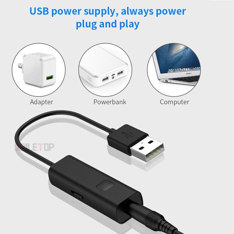 USB power supply Blueotooth adapter