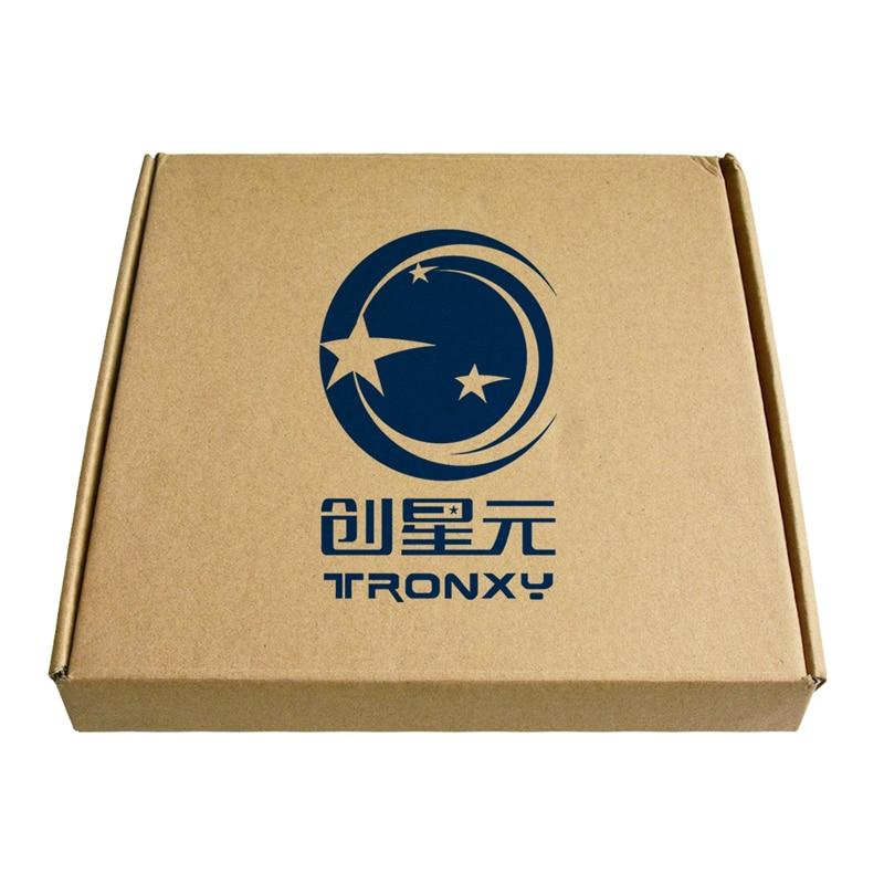 Tronxy? 330*330*4mm Treillis Chaud En Verre Plaque de Lit Lit Chauffant Plate-Forme Pour 3D Imprimante - 5