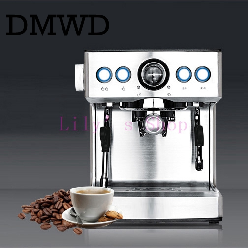 mini portable household 1150w semi espresso automatic. Black Bedroom Furniture Sets. Home Design Ideas