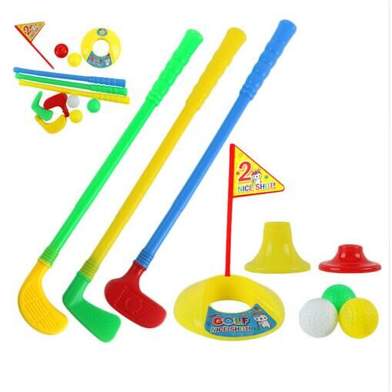 Popular Plastic Toy Golf Clubs-Buy Cheap Plastic Toy Golf