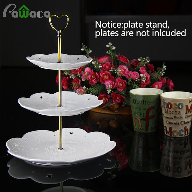 1set Cake Stand Zinc Alloy Gold 2-3 Layers Wedding Cake Plate Stand Dessert Cake & 1set Cake Stand Zinc Alloy Gold 2 3 Layers Wedding Cake Plate Stand ...