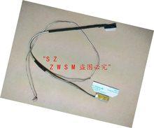 Подлинная Новый QIWY3 DC02001EY10 для LENOVO IdeaPad Y480 Y480A Y480M Y480N Y480P Y480 Y485 кабель низковольтной дифференциальной передачи сигналов lenovo Y480 экран кабель