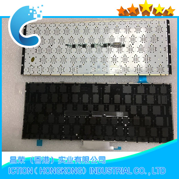 2016 NEW A1534 Keyboard US for MacBook Retina 12 A1534 Keyboard US layout with Backlight MLHA2 MLHC2 EMC2991 цена