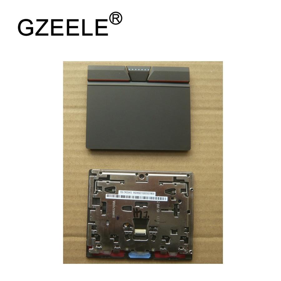 GZEELE New Touchpad Trackpad Three Keys Touchpad For ThinkPad X240 X250 X260 X270 Series