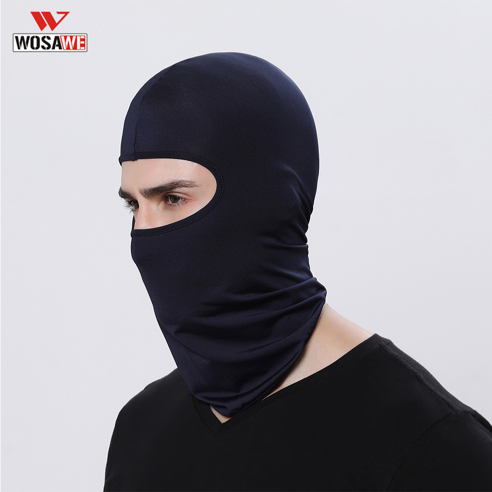 Balaclava Face Mask Motorcycle Tactical Face Shield Mascara Ski Mask Cagoule Visage Full Face Mask Gangster Mask Free Shipping