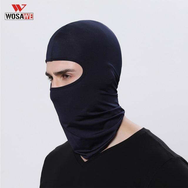 Balaclava Face Mask Motorcycle Tactical Face Shield Mascara Ski Mask Cagoule Visage Full Face Mask Gangster Mask