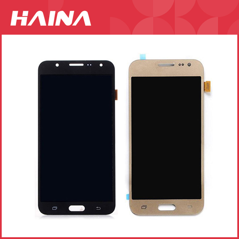 J700 <font><b>LCD</b></font> Für <font><b>Samsung</b></font> <font><b>Galaxy</b></font> J7 <font><b>Lcd</b></font> Display J7 2015 J700F J700M <font><b>J700H</b></font> Display Screen Touch Screen Digitizer Montage image