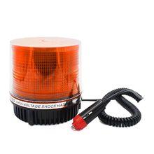DC 12V/24V Car LED Warning Lights Car Flashing Ceiling Signal Strobe Light 9 Flash dc 24v 5w red rotating flash light industrial signal warning lamp rmoyb