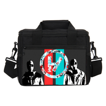 VEEVANV Thermal Lunch Bag Twenty One Pilots Food Storage Container Women Portable Insulated Thermo Boy Lunch Box Men Cooler Bag