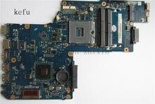 Para Toshiba satellite C850D C850 H000050950 Laptop motherboard DDR3 PGA989 HD7000 bom teste