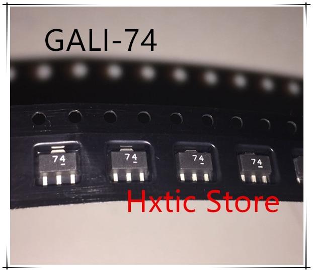 10PCS/LOT GALI-74+ GALI74 GALI-74 74 SOT89