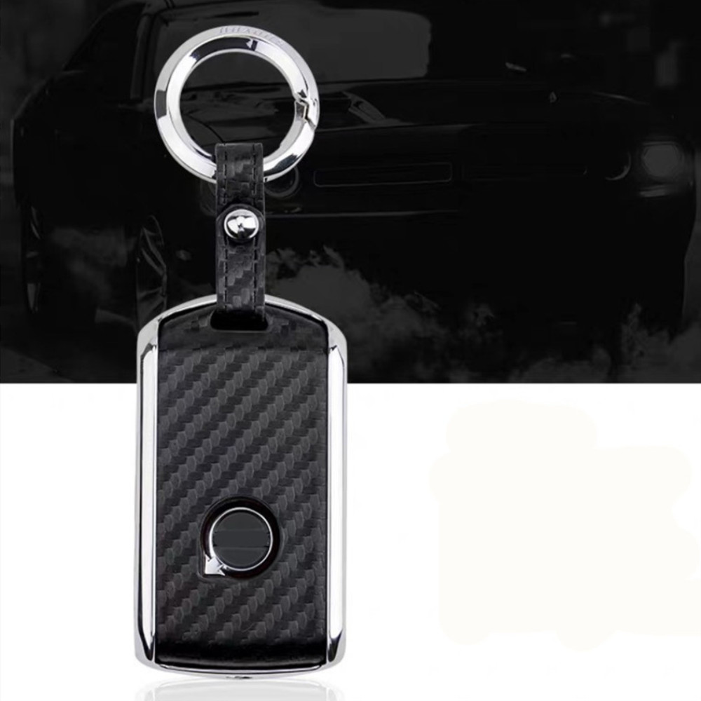 Car Accessories Key Case Cover Keychain Car Remote Flip Key Fob Shell Cover Case For Volvo XC40 XC60 S90 XC90 V90 2017 2018