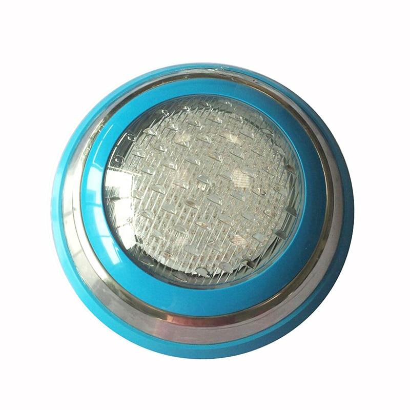 1 шт. светодиодный свет для плавательных бассейнов 54 Вт переменного тока 12 V RGB IP68 светодиодный пульт дистанционного управления подводный светильник Наружное освещение пруда огни Светодиодный Бассейн, принадлежности для барбекю, бесплатный Wi-Fi