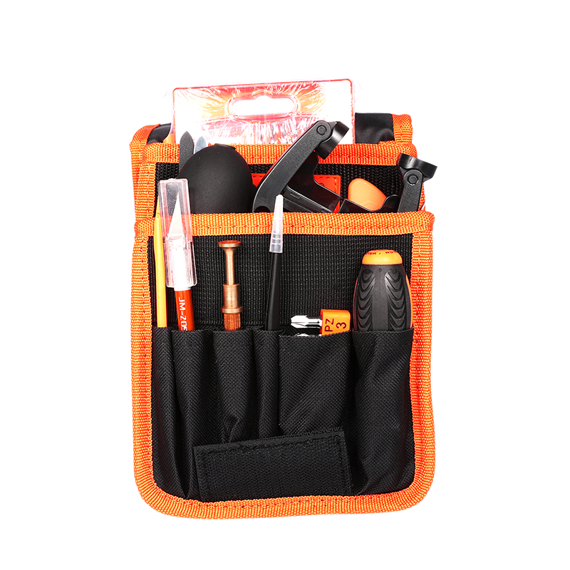 Jakemy 84 In 1 Portable Electronic Precision Screwdriver Set Disassemble Opening For Iphone Hand Tool set Organizer Storage Bag