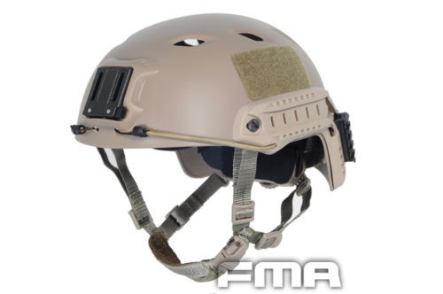 ФОТО FMA ACH Base Jump Helmet outdoor tactical FAST rapid response helmet BJ subsection (DE) TB284 free shipping