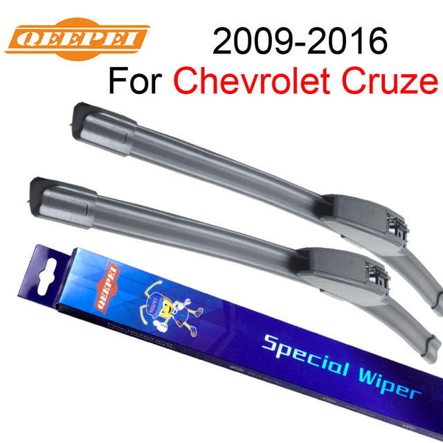 QEEPEI Wiper Blades For Chevrolet Cruze 2009 Onwards 24