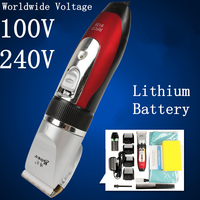 Electric charge style,Rechargeable clippers razor mute fader,220v,usb charging port Barber