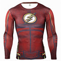 Mens Anime The Flash Barry Allen 3D Printed T Shirts...