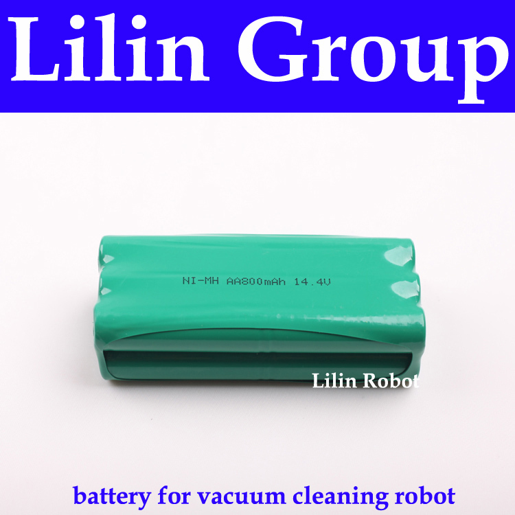 (For K6L,K6)Battery for Vacuum Cleaning Robot,DC14.4V,800mAh,Ni-MH Battery,CE,RoHS Certification,1pc/pack for x500 x550 b2000 b3000 battery for intelligent vacuum cleaner dc14 4v 2000mah ni mh battery 1pc pack cleaning equipment part
