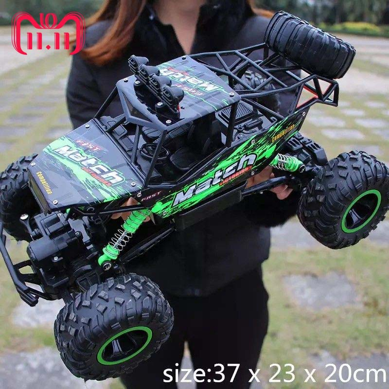 4wd RC Car Remote Control Rock Crawlers 4x4 Driving Car Double Motor Radio Controlled Machine RC Cars Model Off-Road Vehicle Toy все цены