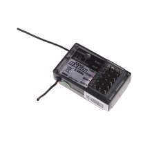 Walkera 2.4GHz 6CH Standard Receiver RX601 for Devention DEVO 6 7 8 10 12 TX Remote Transmitter RC Helicopter Quadcopter F18979