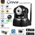 Câmera ip 1080 p full hd wi-fi câmera de vigilância visão noturna infravermelha câmera de segurança p2p baby monitor cctv ptz zoom ircut