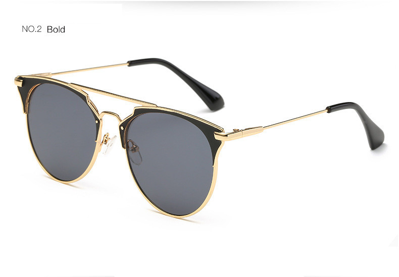 HTB1P5KQnUl7MKJjSZFDq6yOEpXa0 - Luxury Vintage Round Sunglasses Women Brand Designer 2018 Cat Eye Sunglasses Sun Glasses For Women Female Ladies Sunglass Mirror