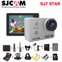 SJCAM SJ7 Star Wifi Action Camera Ambarella A12S75 4K 30fps Gyro 2 0 Inch Touch Screen