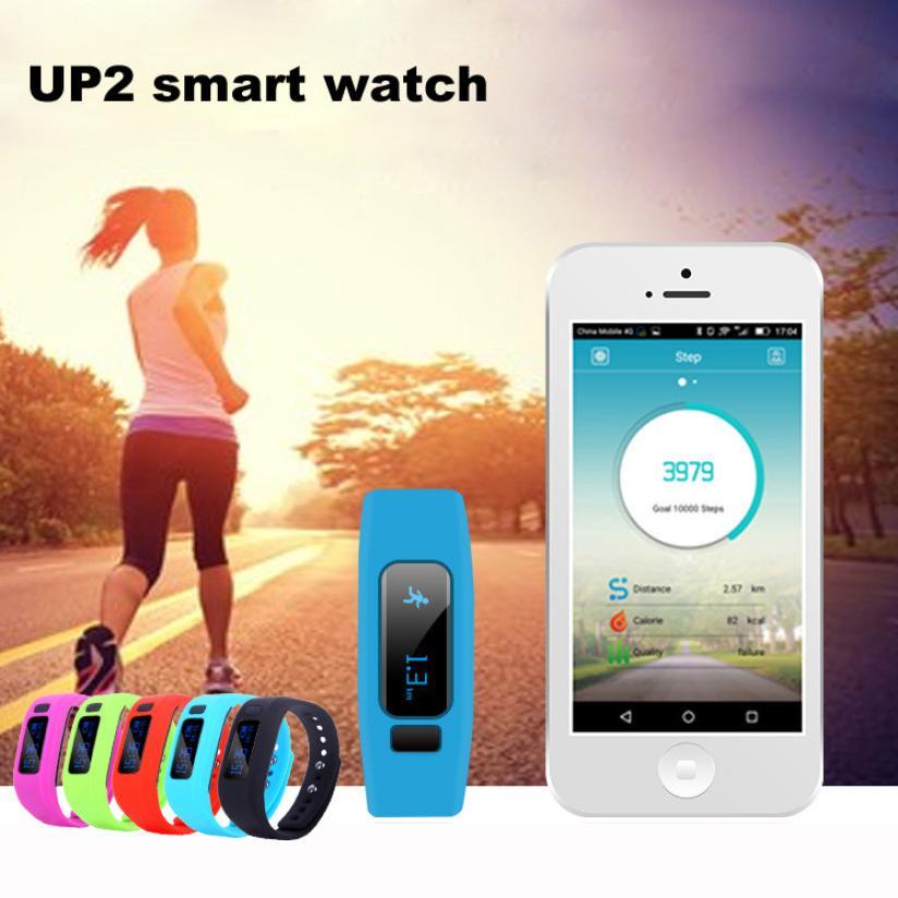 Barato up2 inteligente smartwatch pulsera salud monitor de bluetooth v4.0 pulser