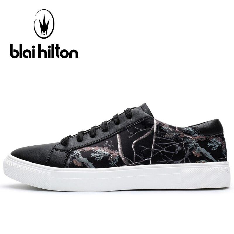 Prix pour Blaibilton D'été Respirant Planche À Roulettes Chaussures Pour Hommes Poids Léger Hommes de Sneakers 2017 New Lace Up Massage Sport Chaussures Homme marque