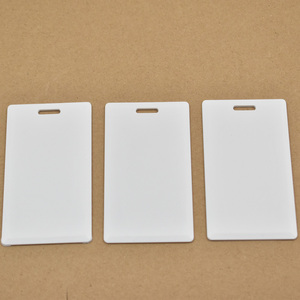 Image 3 - 5pcs/lot  125Khz RFID T5577 Writable Thick Clamshell Proximity Rewritable Smart Card for Access Control