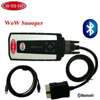2019 WOW CDP SNOOPER V5.008 cdp with Bluetooth for Cars and Trucks scanner diagnostic tool better than for delphi ds150e