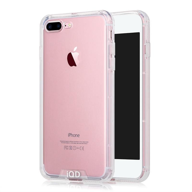 Θήκη προφυλακτήρα IQD για το iPhone 8 7 + - Ανταλλακτικά και αξεσουάρ κινητών τηλεφώνων - Φωτογραφία 6