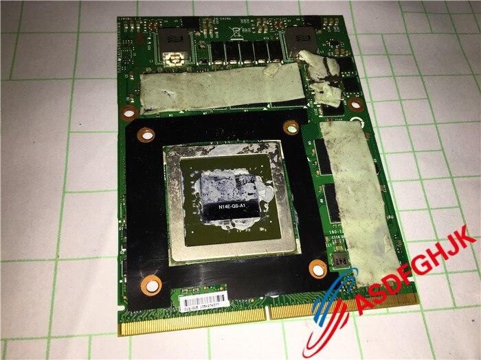 Gastfreundlich Original FÜr Msi Gt70 Ms-1763 Serie Grafikkarte Gtx 770 Mt Video Karte Ms-1w0b1 N14e-gs-a1 Vollständig Getestet