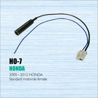 Car Radio Antenna Adapter Cable Wire For Honda 2005 2012 Aftermarket Stereo CD DVD GPS Installation