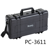 0 75 Kg 353 196 108mm Abs Plastic Sealed Waterproof Safety Equipment Case Portable Tool Box