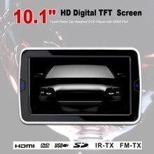 10 1 HD Digital TFT Slot in Car Bracket DVD Player