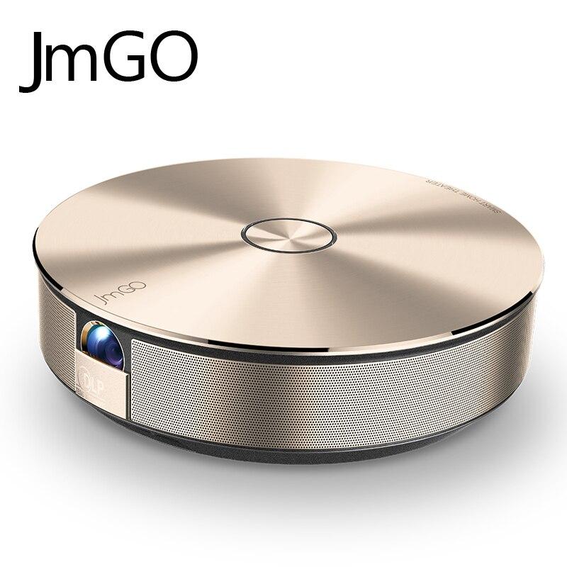 Jmgo g1s 300 pulgadas 3d bluetooth apoyo 4 k wxga vídeo micro wifi android teléf