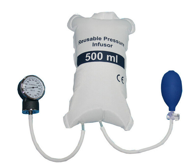 bf81651db Nuevo diseño de emergencia bolsa de infusión de Presión arterial en ...