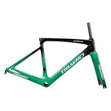 Ican Full Carbon Frame AERO Road Bike Frame With Direct Mount (Braze -on) BB86 цена 2017