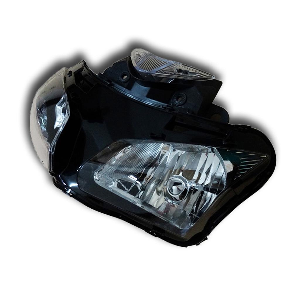 Headlight For 13 15 Honda CBR500RR CBR 500RR Motorcycle Front Lamp Assembly Upper Headlamp Head Light Housing 2013 2014 2015