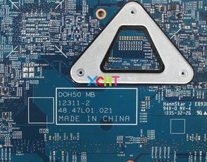 Image 5 - Pour Dell 7537 CN 0C8YDH 0C8YDH C8YDH DOH50 12311 2 48.47L01. 021 W SR16Z I7 4500U CPU DDR3L carte mère dordinateur portable testé